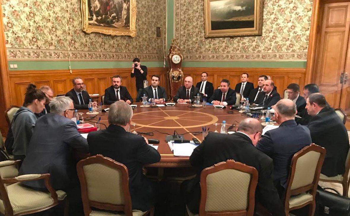 Туреччина не задоволена підсумками переговорів щодо Ідлібу