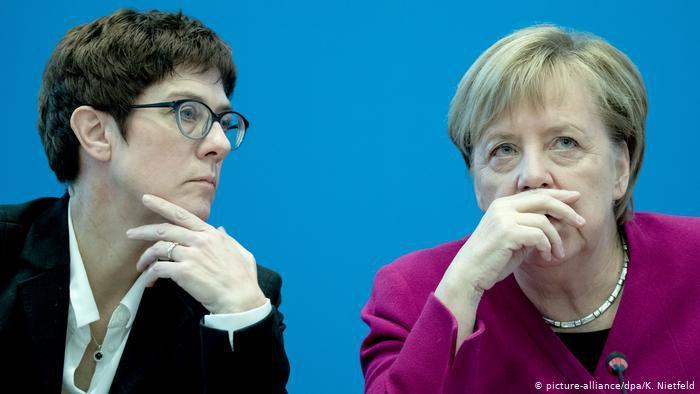 Хто замінить Ангелу Меркель?