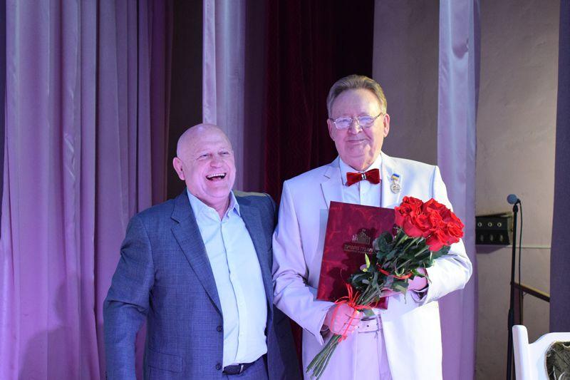 Миколі Сивому вручили Почесну грамоту Верховної Ради України