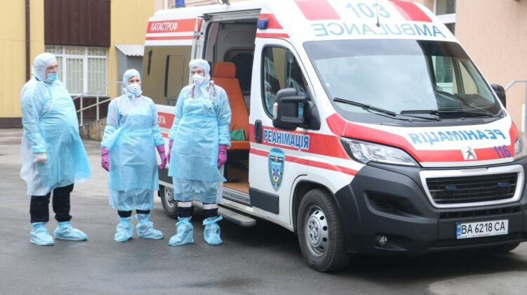 У Кропивницькому госпіталізували дитину з підозрою на коронавірус