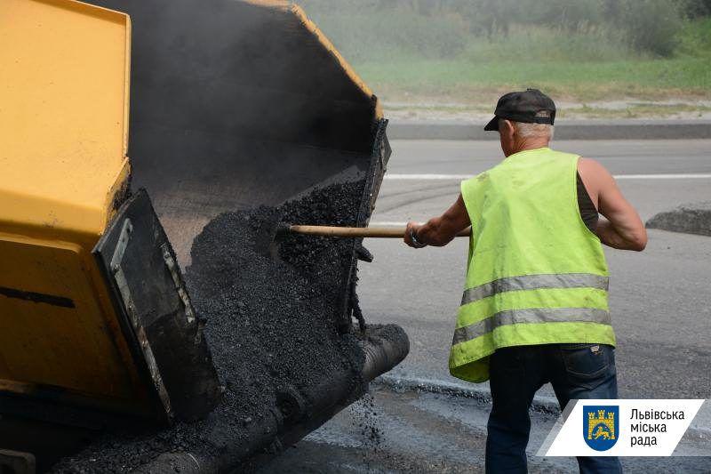 У Львові ремонт доріг почнуть з магістральних вулиць