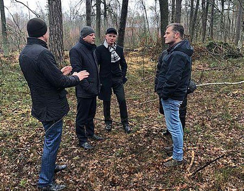 Іспанці стануть на зачистку лісових ділянок у Житомирській області