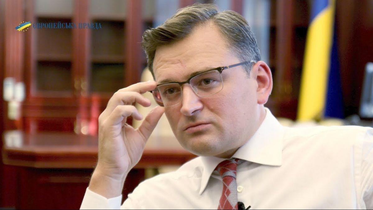 Про призначення Кулеби Д. І. Міністром закордонних справ України