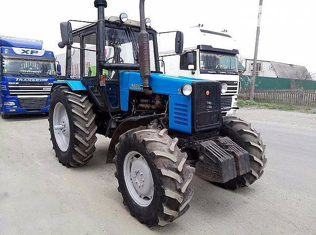 Перший трактор — за доступним кредитом