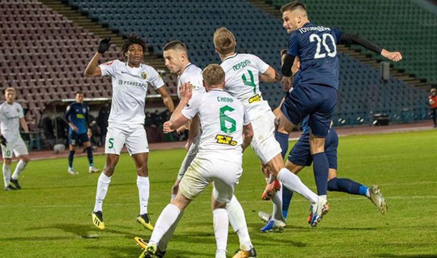 Матч «Десни» проти «Ворскли» відбувся без глядачів
