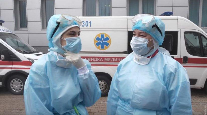 Großunternehmen schlossen sich an Kampf gegen Coronavirus in Ukraine an