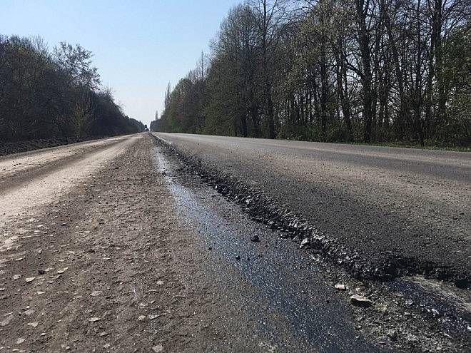 Дорогу Мостиська — Краковець відремонтують за кошти ЄС