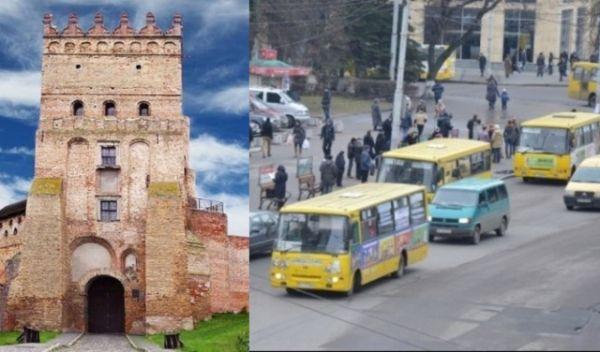 Ув Луцьку повністю зупиняють рух громадського транспорту