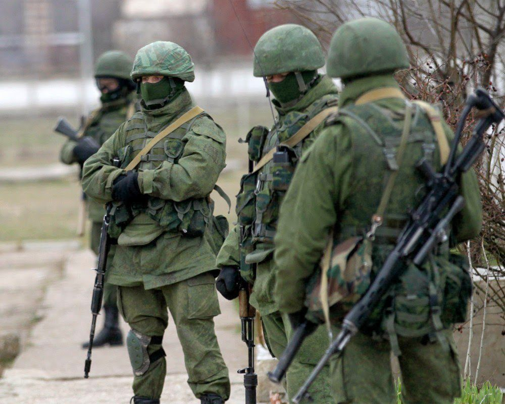 Putin again violates the State border of Ukraine