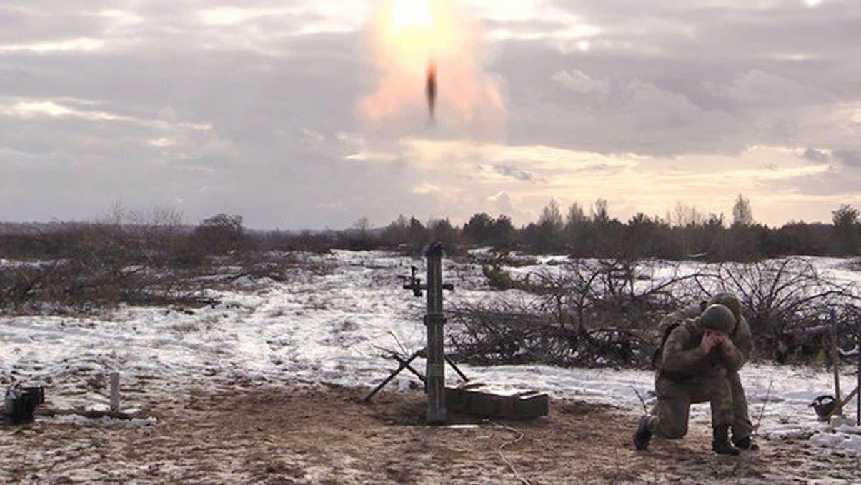 Наш миномет «МП-120» заменит советские аналоги