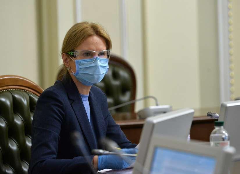 Заступник Голови Верховної Ради Олена Кондратюк закликає масово тестувати українців на COVID-19