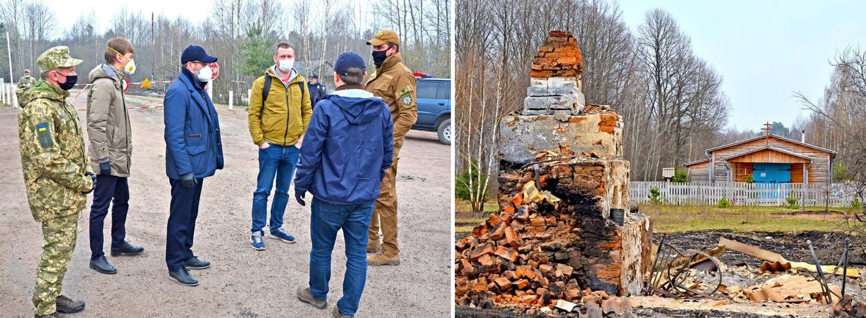 В Житомирской области пострадавших в беде не бросят