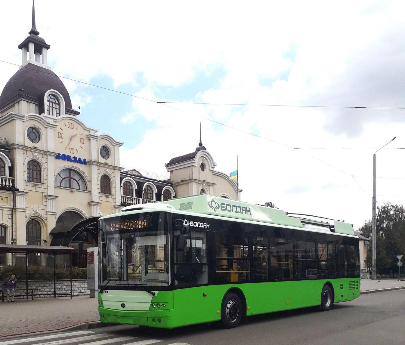 Автоскладальний завод виготовлятиме тролейбуси для рідного міста