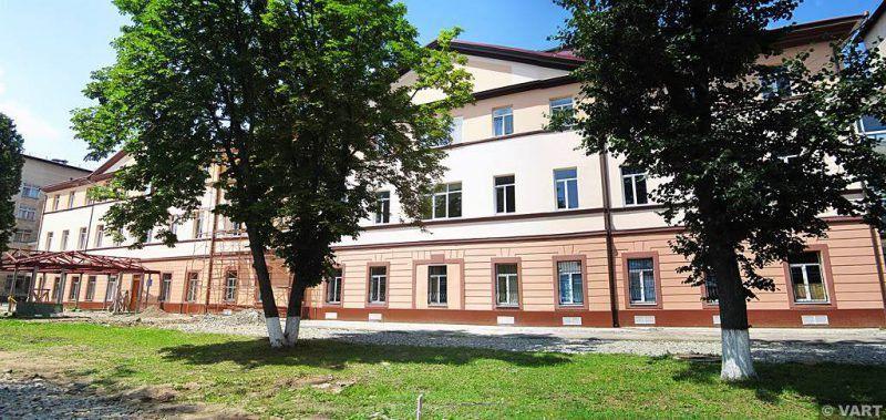 Івано-Франківська лікарня отримала 7,3 мільйона гривень