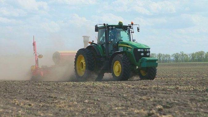 Аграрії завершили сівбу ранніх зернових