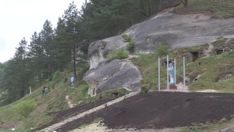 За пошкодження археологічної пам'ятки — кримінальне провадження