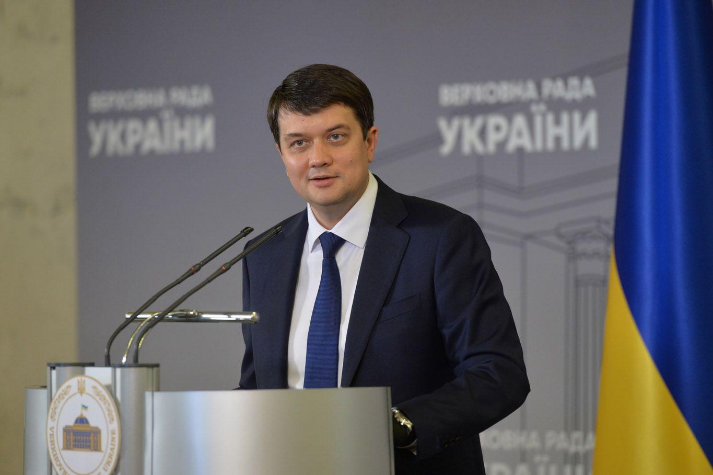 Із наступного тижня парламент працюватиме в режимі планових пленарних засідань