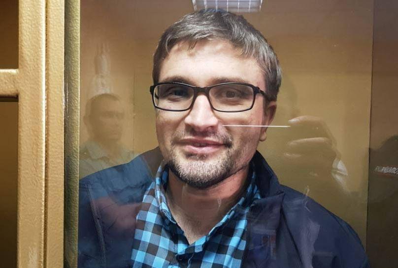 Росія: вирок кримськотатарському журналісту не переглядатимуть