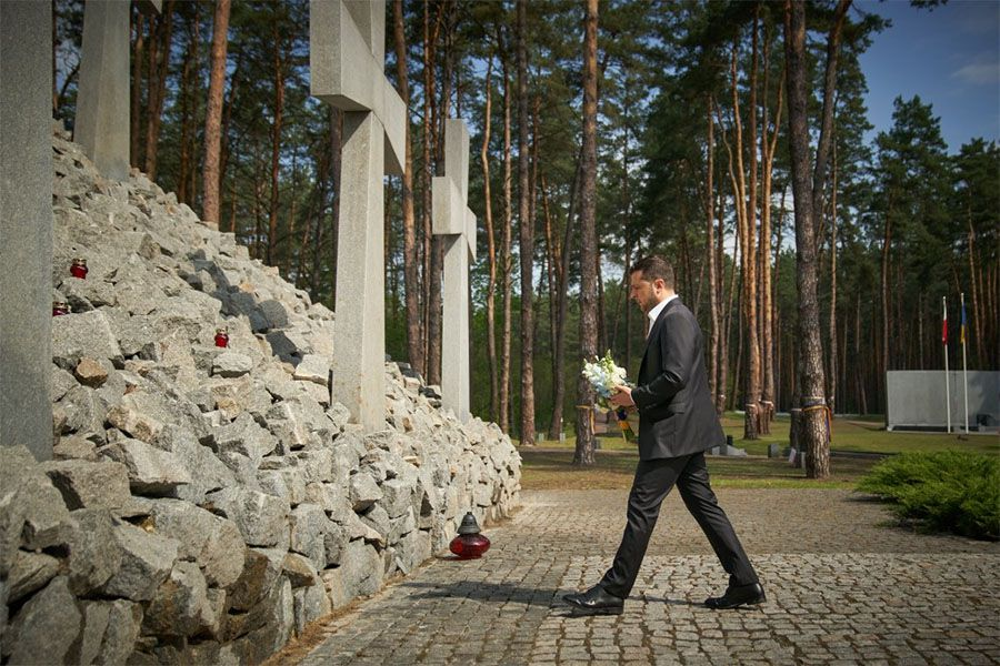 Ukraine honors the memory of victims of political repressions