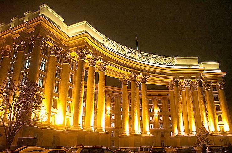 У МЗС відреагували на спроби болгарських депутатів вплинути на територіальну реформу в Україні