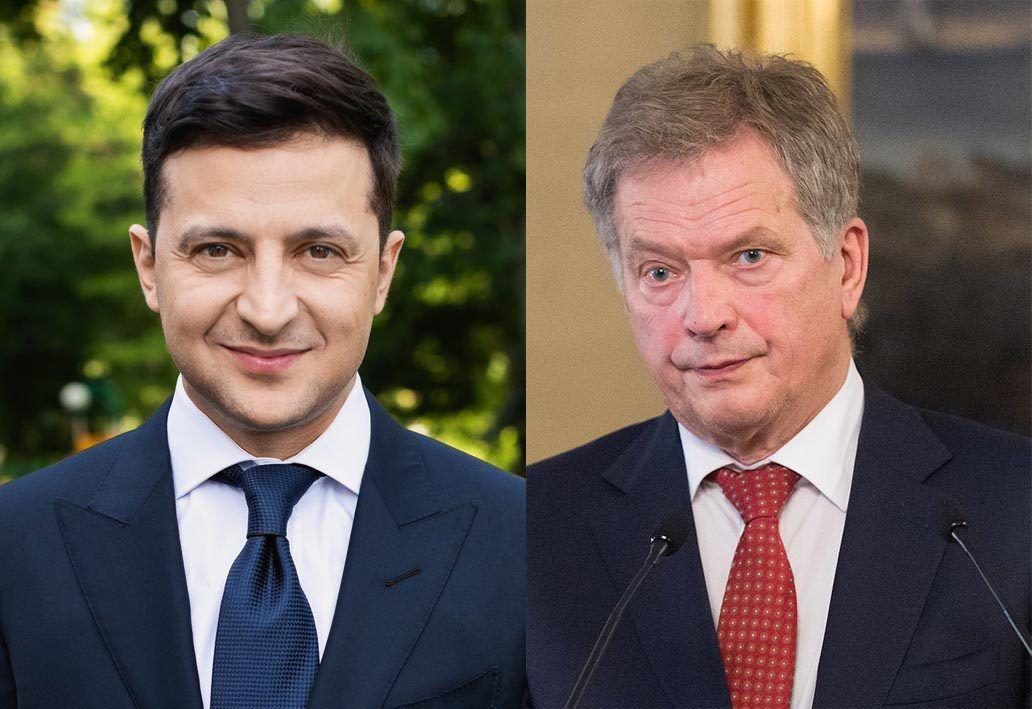 Володимир Зеленський наголосив на важливості гарантування безпеки українців при виїзді на роботу в Фінляндію