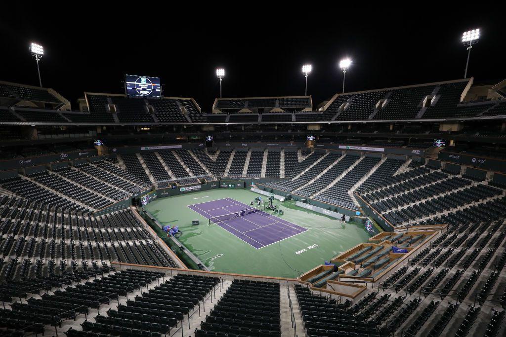 Теніс. Варіант без публіки відкидають
