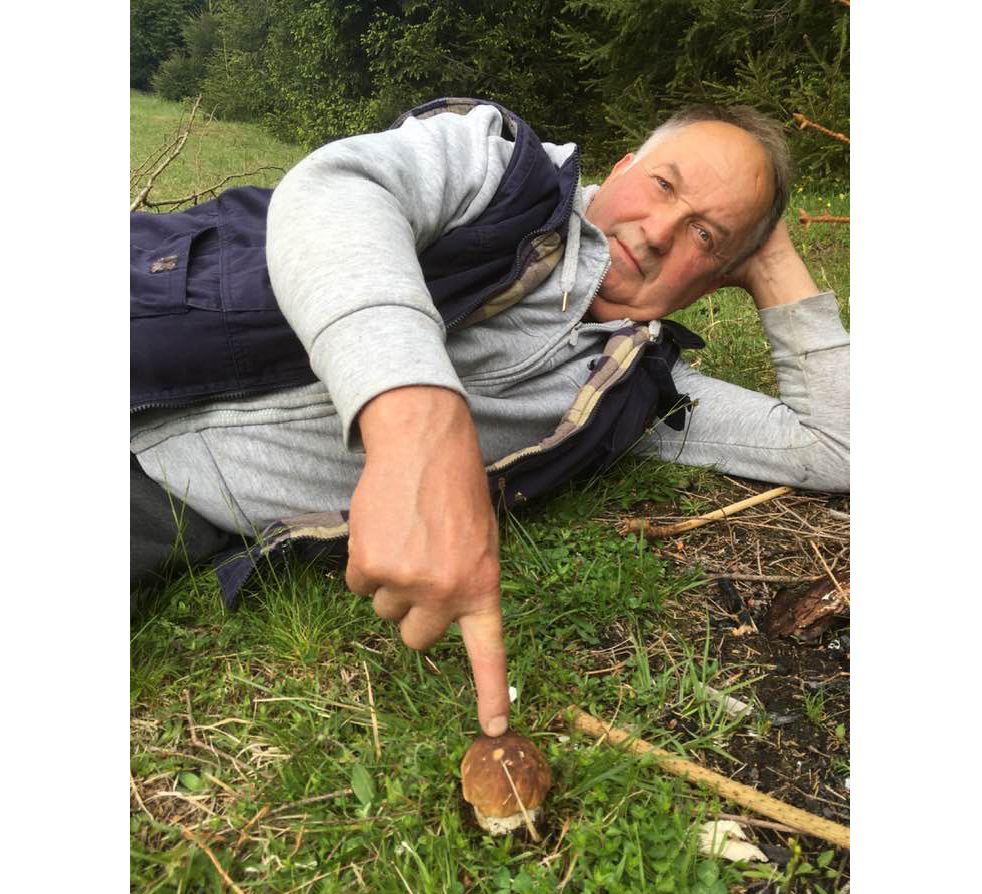 На Закарпатті — перші гриби!