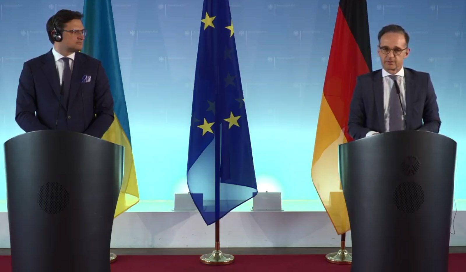 Прямий діалог з «ДНР» та «ЛНР» неприпустимий