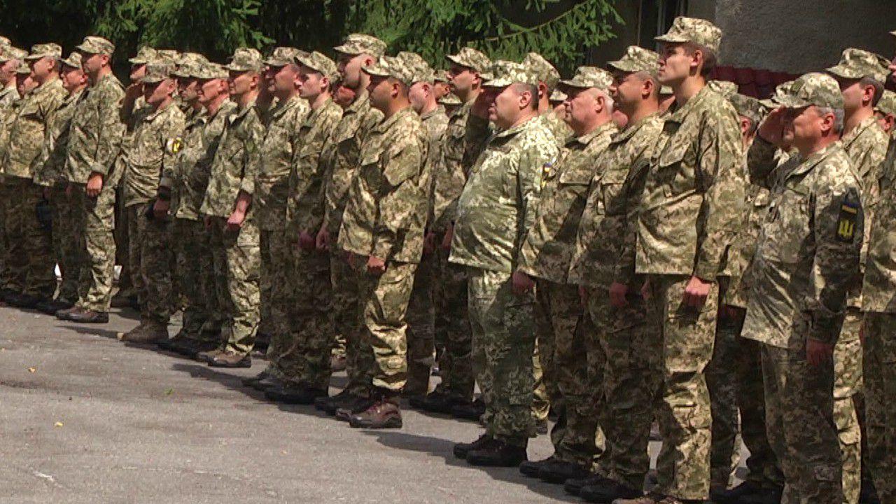 Офицеры запаса пойдут в армию