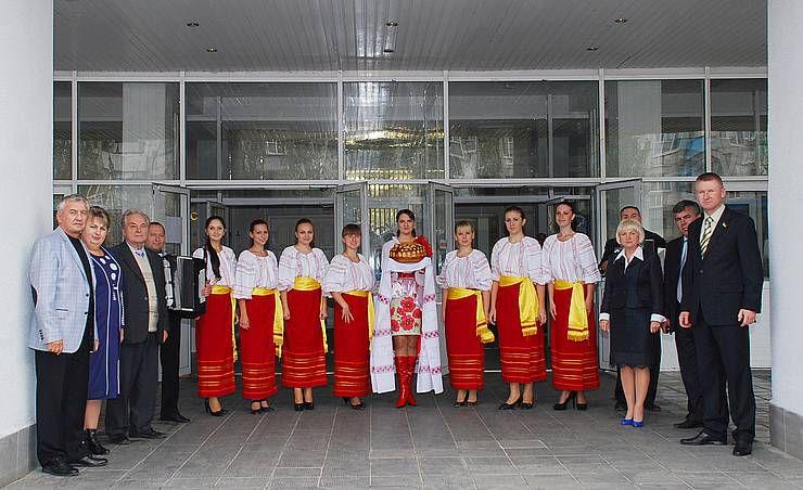 Донбаський державний педагогічний університет: сучасний виш, умотивований студент, ефективний учитель, успішна країна!