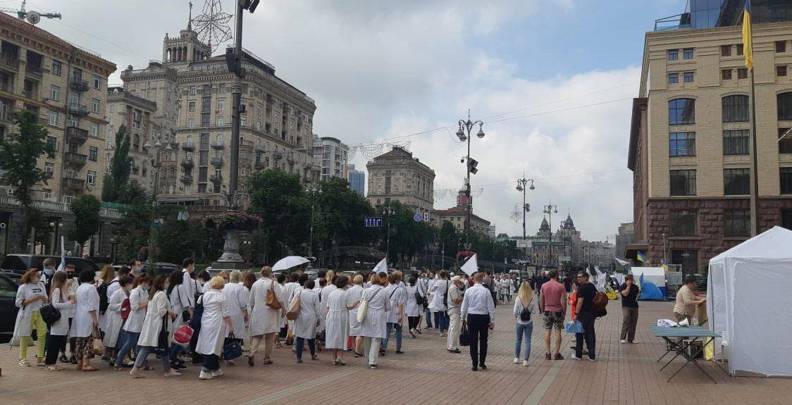 Киев: Заявляют об отсутствии финансирования
