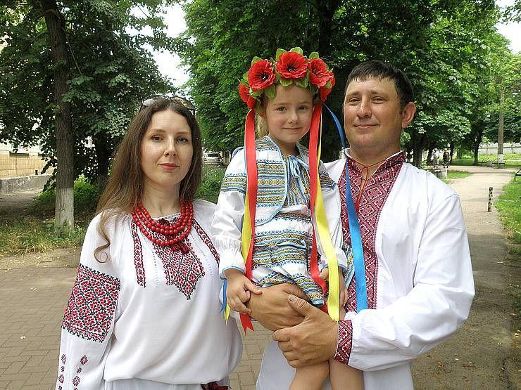 Щедра українська земля народжує чимало талантів