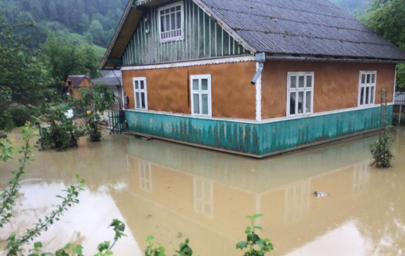 Потрібна  допомога  в подоланні  наслідків повені
