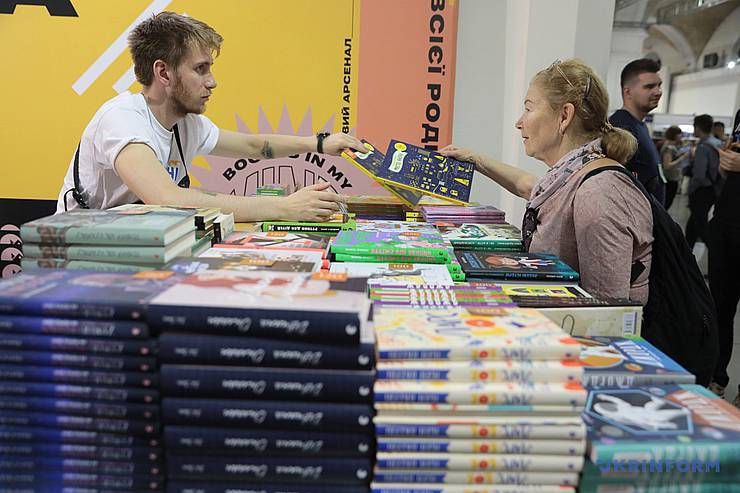 «Книжковий Арсенал» підбив підсумки літературного конкурсу