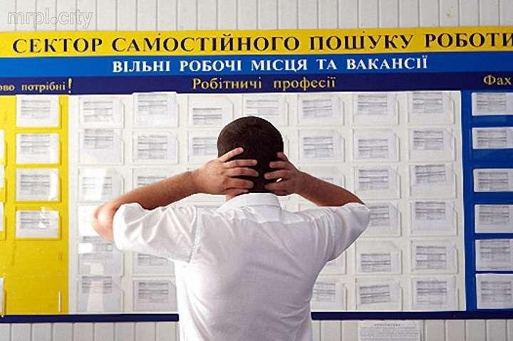 На Сумщині безробітних стало менше