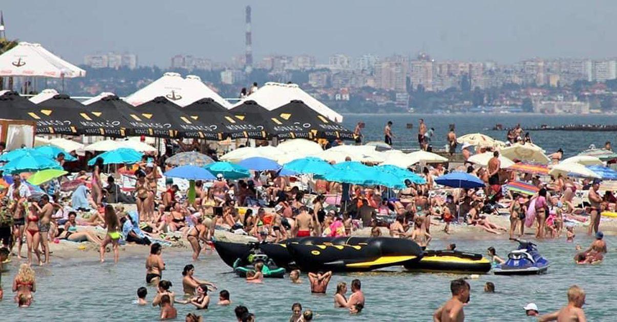 Одесса: Когда отдых на море не в радость