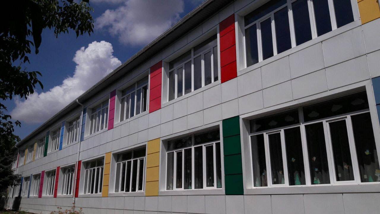 У селищі Чаплине школа дочекалася оновлення