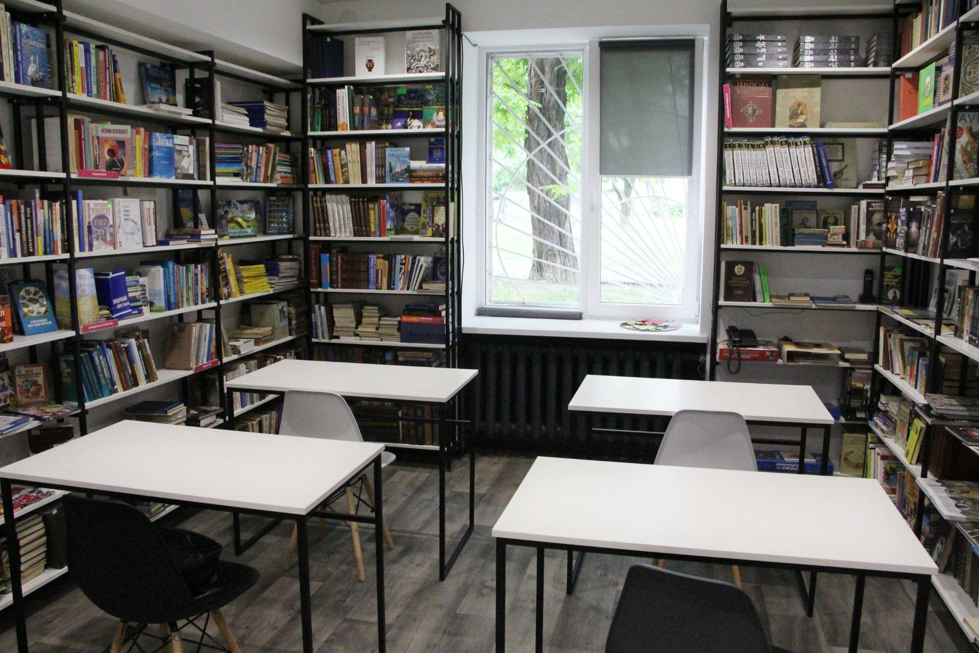Реформа бібліотек по-запорізьки
