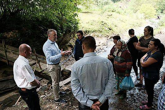 Все буковинцы, пострадавшие от наводнения, получат компенсации