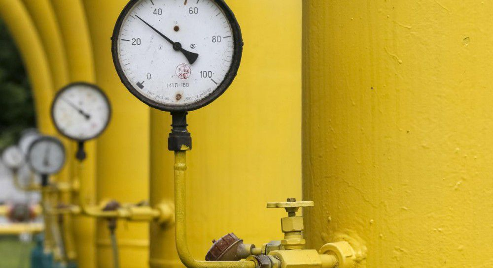 Импорт газа увеличили до шестилетнего максимума