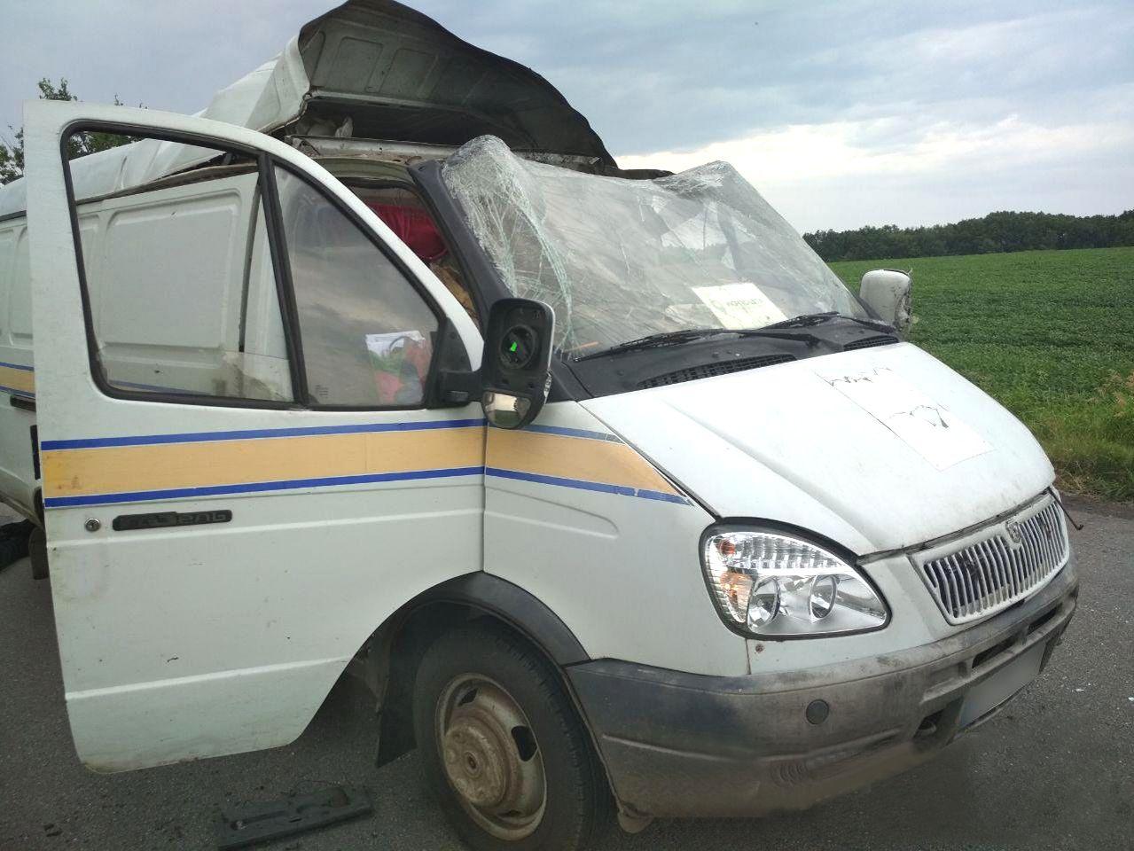 Полтавская область: Автомобиль «Укрпочты» подорвали и ограбили при участии... ее работников