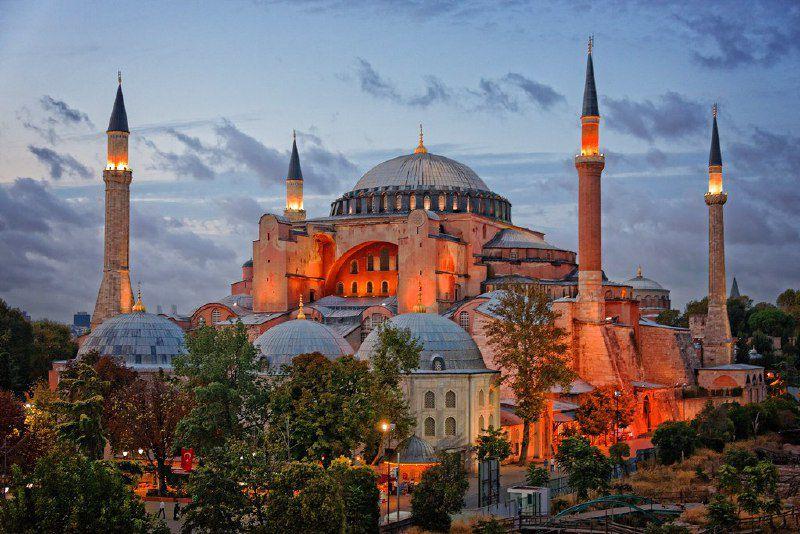 Эрдоган все же превратил Святую Софию в мечеть