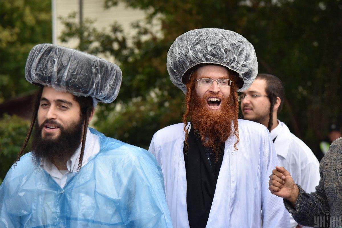 Празднование иудейского праздника Рош ха-Шана в Умани в традиционном формате невозможно