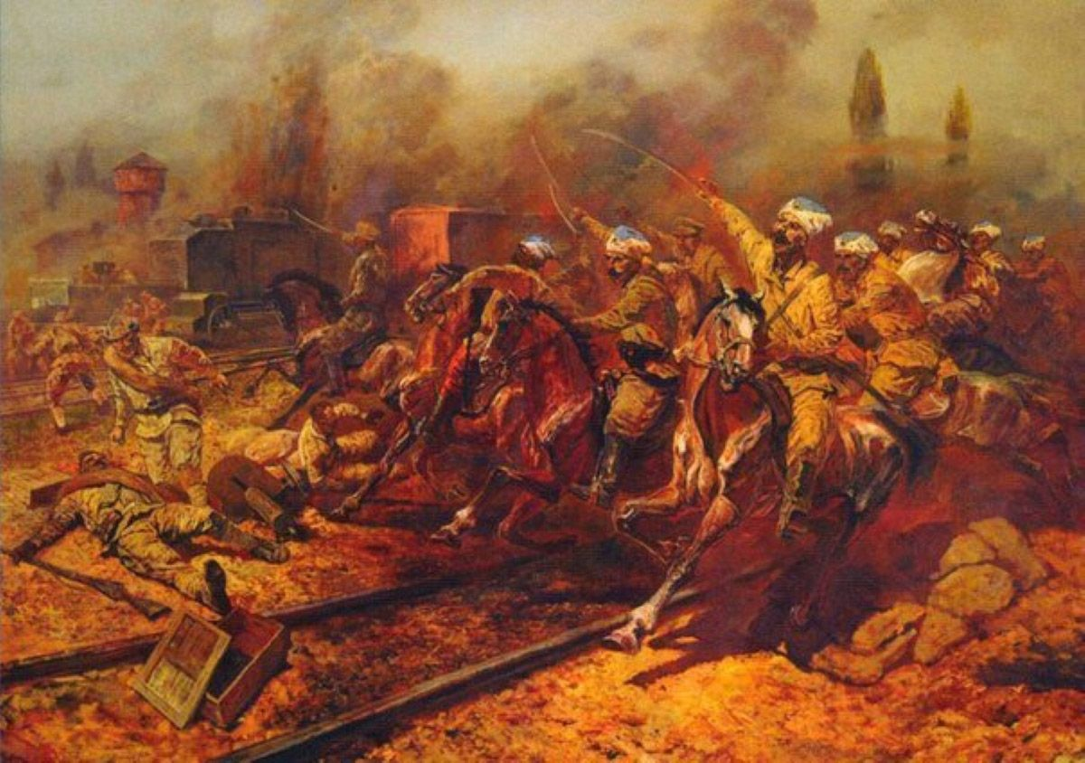 Бій під Вапняркою — наука перемагати від «залізних» українців