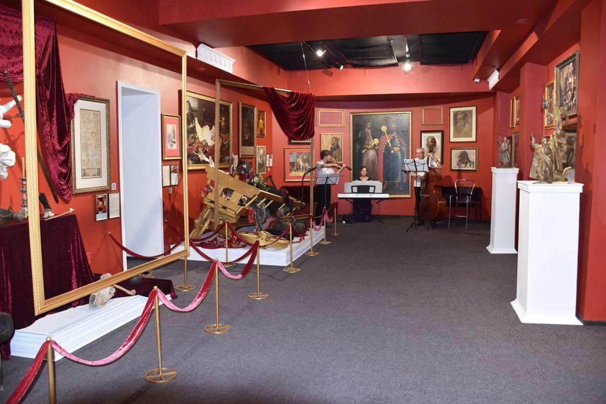 Музеи ищут новые возможности