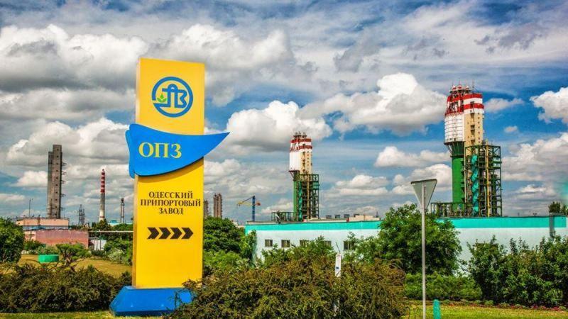Одесский припортовый завод на грани остановки