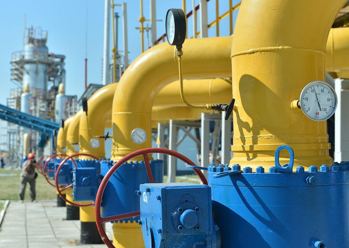 Запасы газа превысили уровень прошлого года