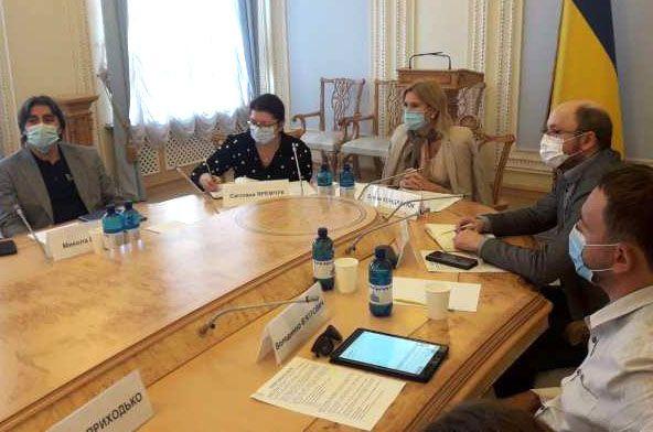 Планують розробити оновлений брендинг Верховної Ради