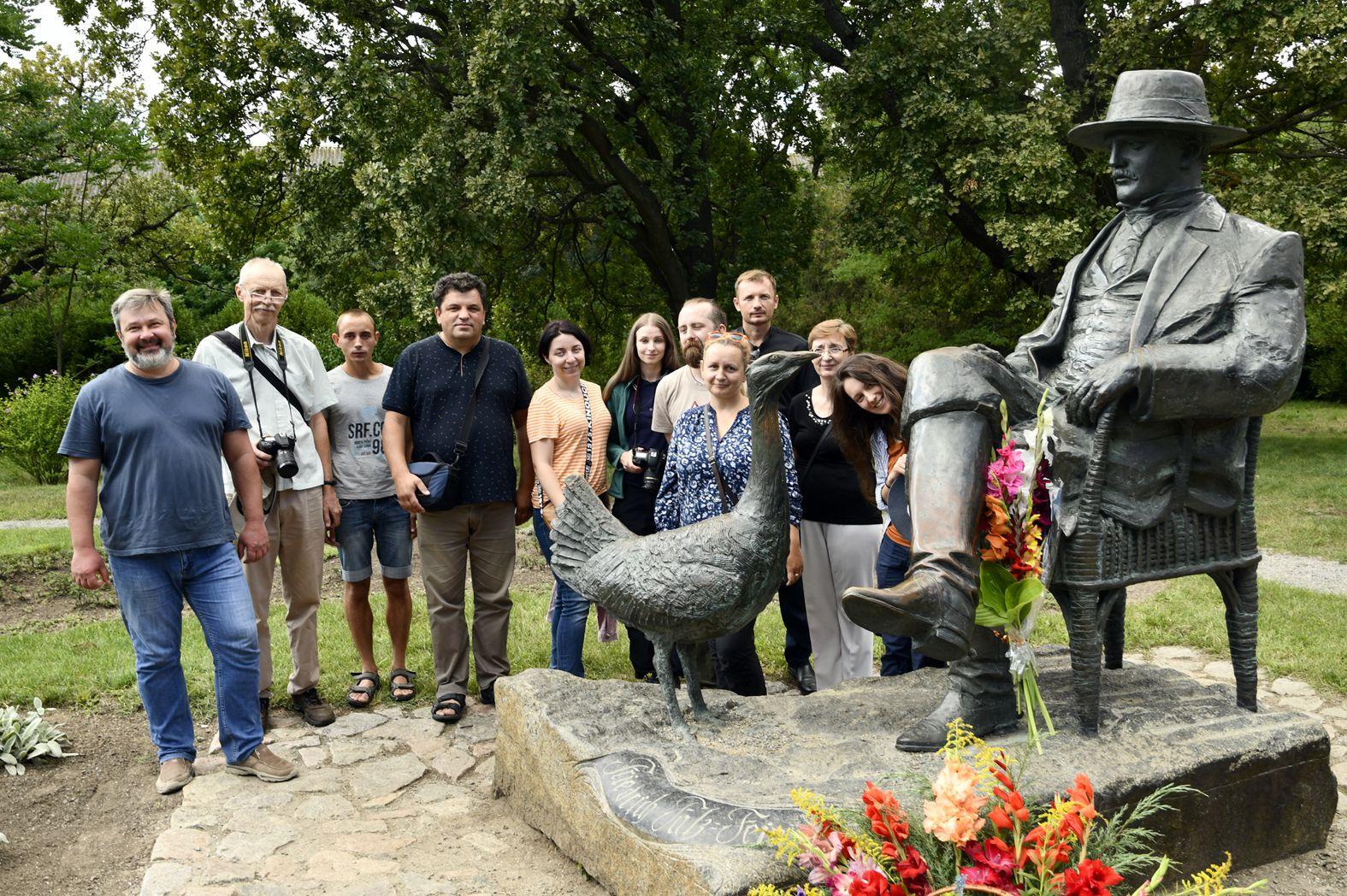 На Херсонщині ушанували пам'ять зачинателів заповідної справи
