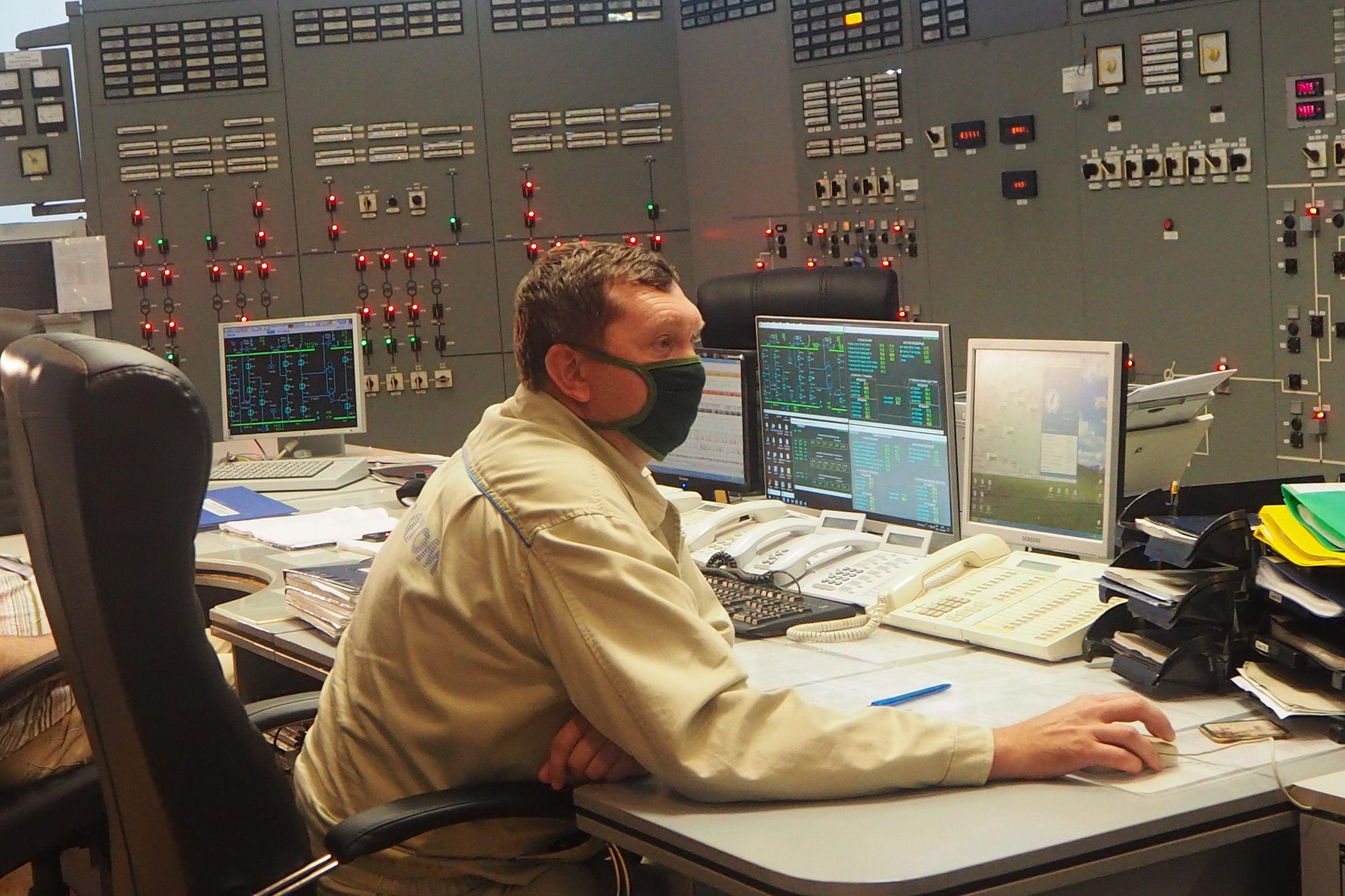 Хмельницький: Нарощують  потужність  енергоблока